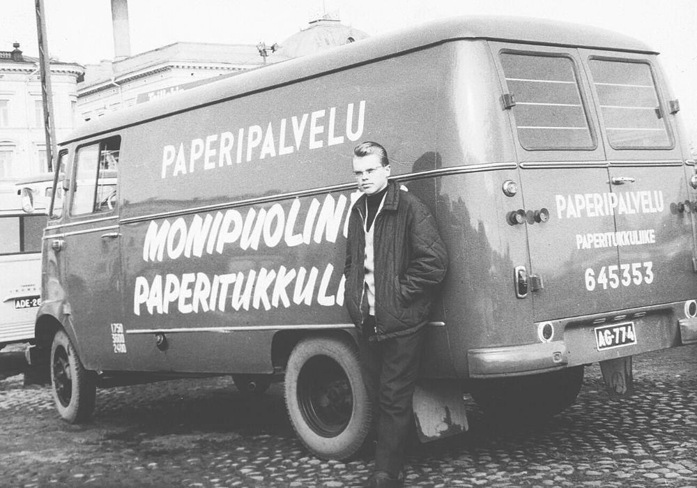 PP-jakeluauto