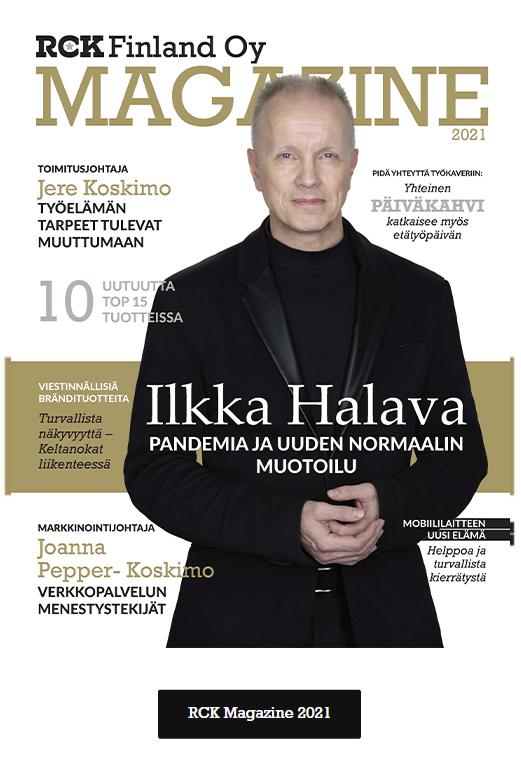 RCK Magazine 2021